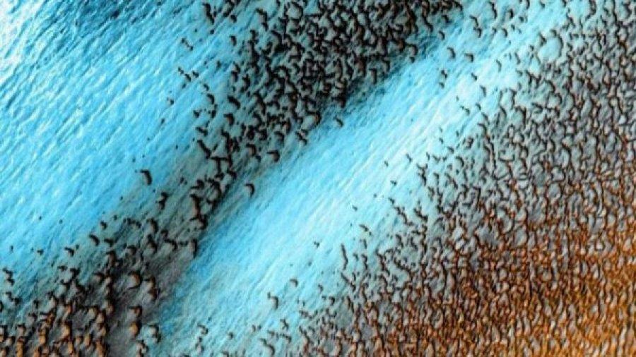 NASA nxjerr një imazh spektakolar nga planeti Mars