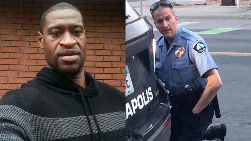 Shpallet fajtor polici që vrau George Floyd