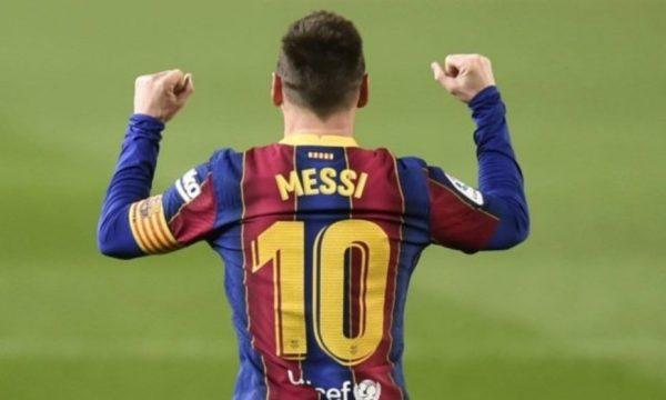 Messi bëhet lojtari me më së shumti paraqitje në histori të Barcelonës
