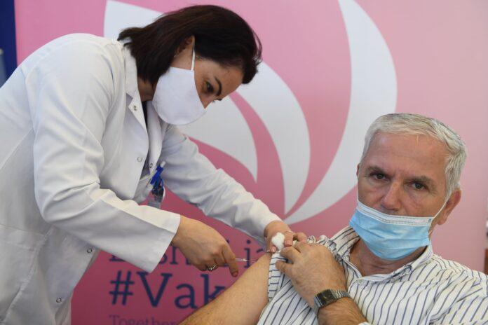 Nesër nis vaksinimi i qytetarëve mbi 85 vjeç në Kosovë