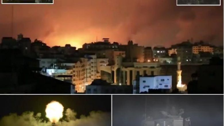 Intensifikohen sulmet në Rripin e Gazës, mbi 1.000 bomba janë hedhur nga aeroplanët izraelitë e 220 nga Hamasi – humbin jetën 120 palestinezë dhe 9 izraelitë