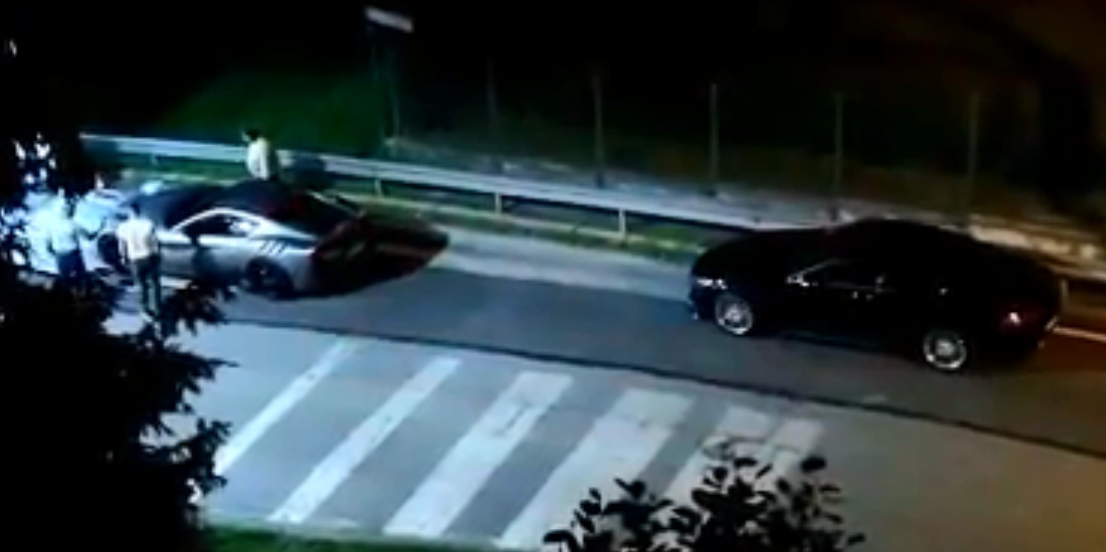 Ronaldo i largon makinat nga garazhi i Torinos, a po largohet nga Juventusi?