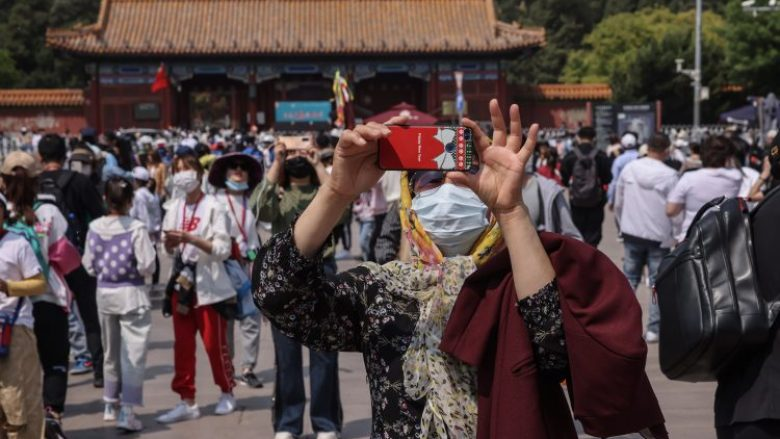 Rikthehet coronavirusi në Kinë