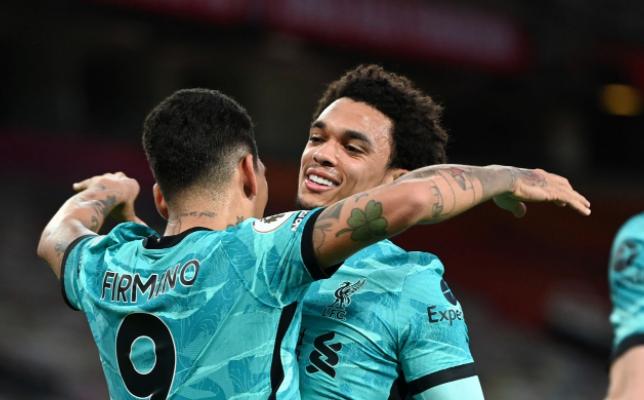Liverpool fiton derbin e rivalëve të urryer ndaj Man United