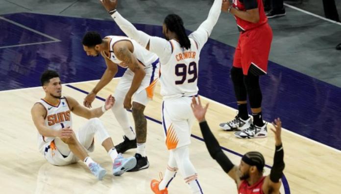 Spektakël në NBA, Phoenix mposhtë Portlandin