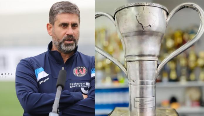 Arbnor Morina propozon emër të ri për trofeun e Kupës së Kosovës