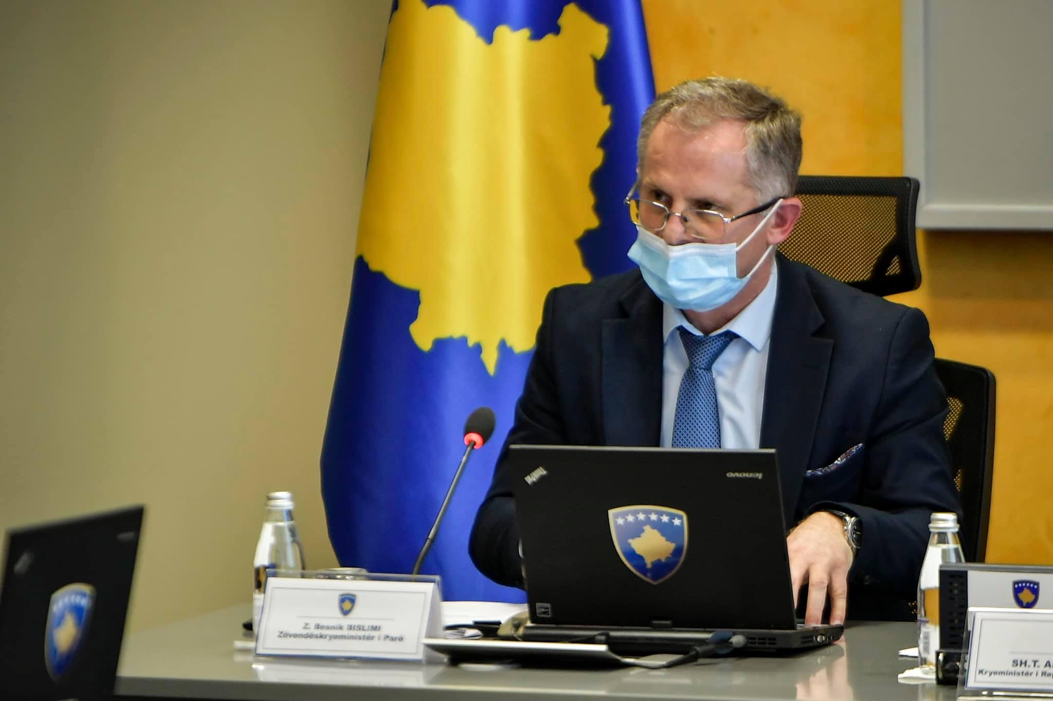 Bislimi: Qytetarët e Luginës do të kompensohen për dëmet eventuale nga reciprociteti i targave