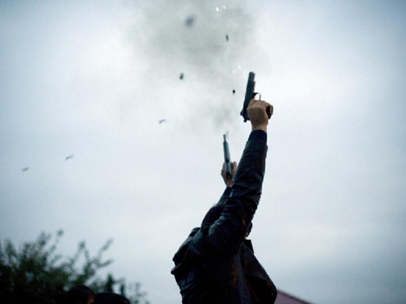 Gjuhen me armë zjarri në Vranjevc