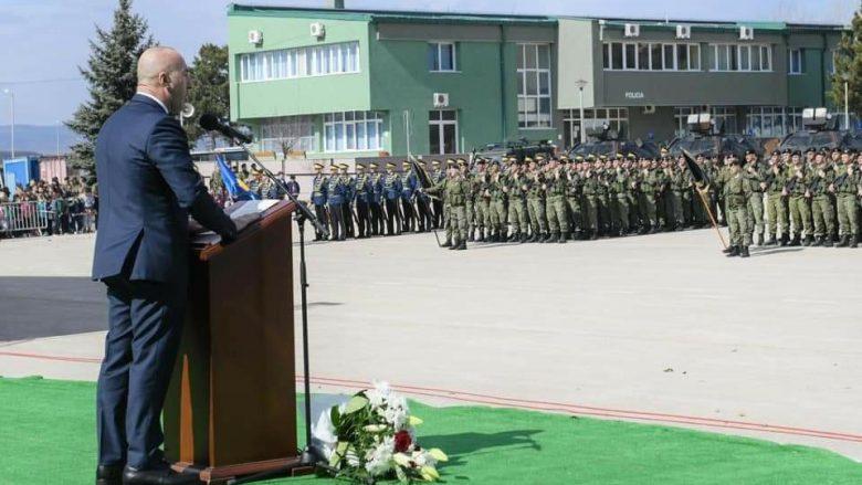 Haradinaj: Ka shumë arsye që të jemi krenarë sot, FSK po merr pjesë në stërvitjen e NATO-s në Durrës