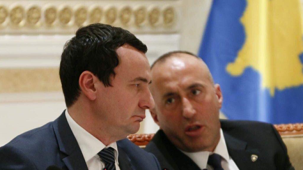 Haradinaj: Qeveria Kurti ka qenë e kujdesshme me Serbinë, veprimet e sotme janë vazhdim i dakordimeve