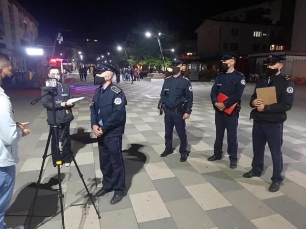 Policia patrullime në mbarë vendin, apelon për respektim të masave antiCOVID-19