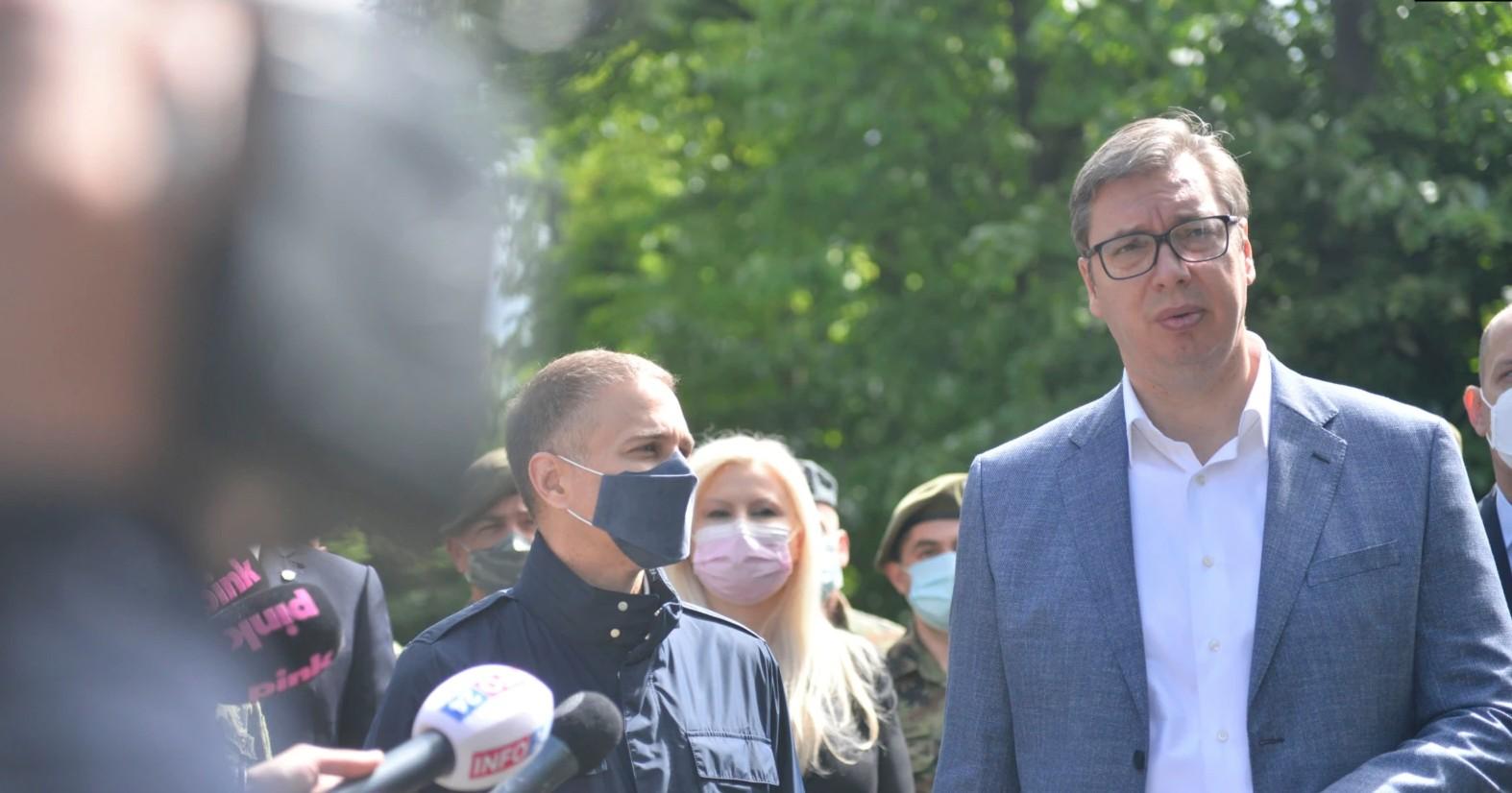 Vuçiq: Nuk na duhet konflikt i ngrirë me Kosovën, ato përfundojnë me qindra e mijëra vdekur