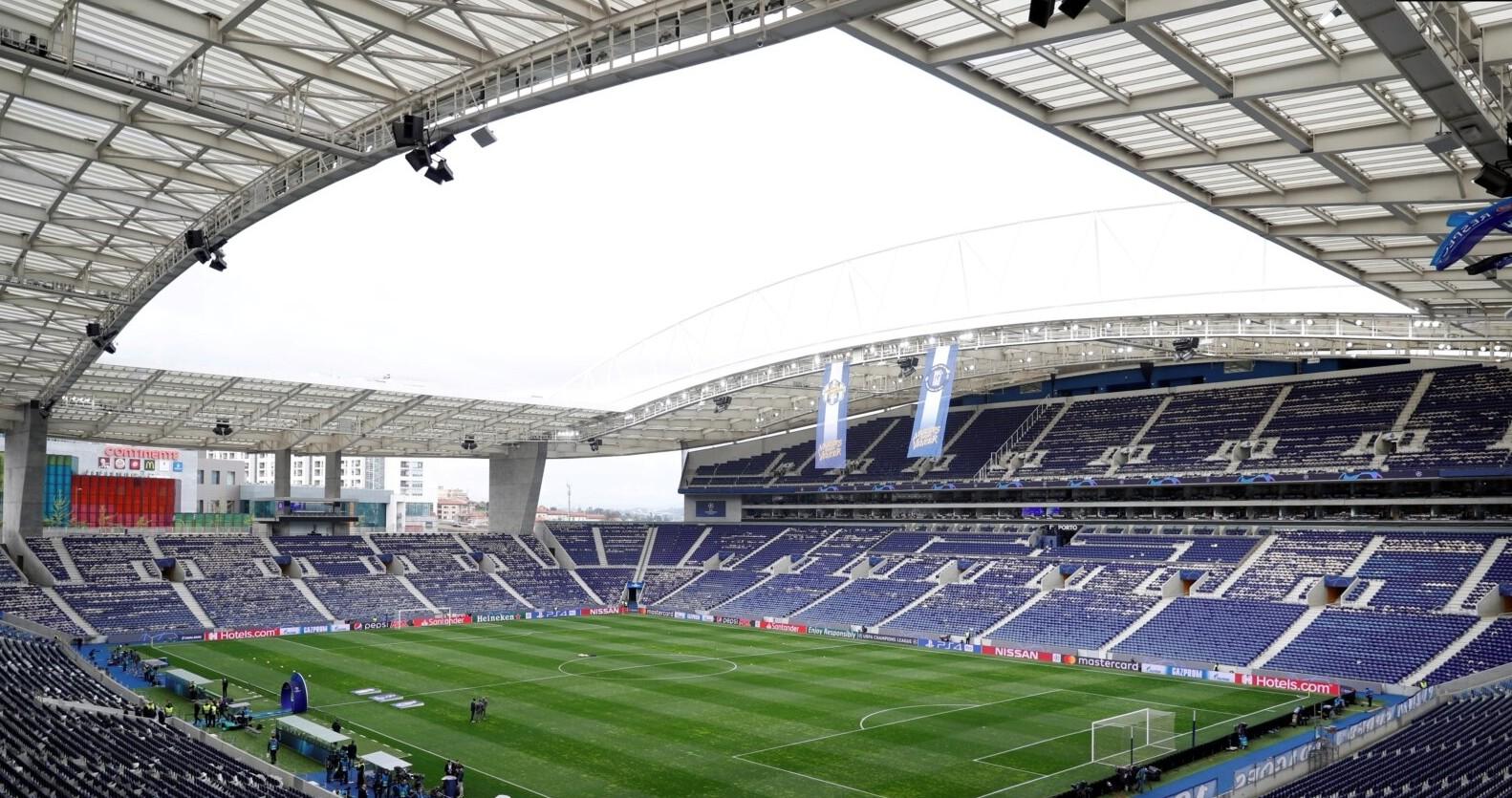 Finalja e Ligës së Kampionëve bartet në Porto