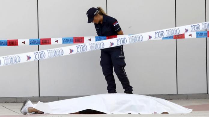 Vritet për 21 euro një amerikan në Beograd