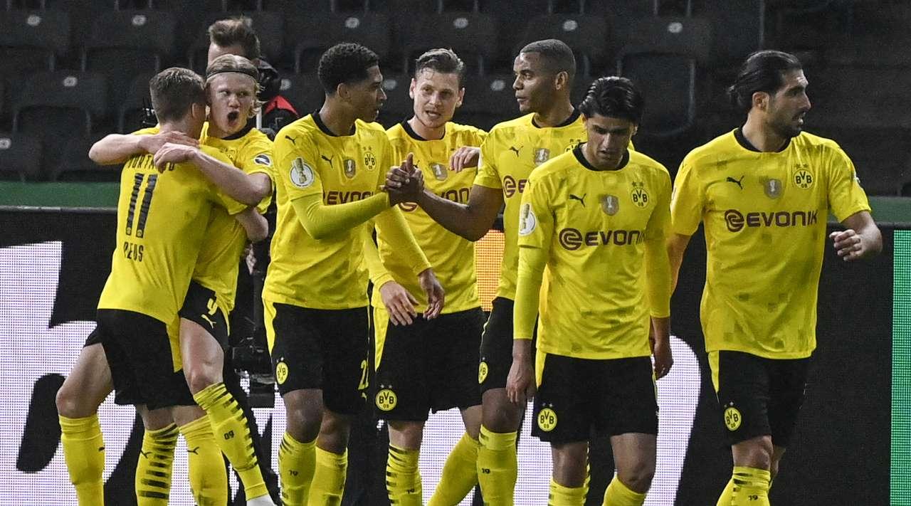 Dortmundi triumfon ndaj Leipzigut dhe fiton Kupën e Gjermanisë