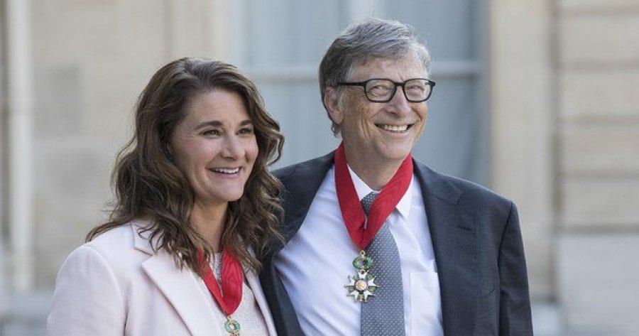 Bill dhe Melinda Gates shkurorëzohen pas 27 vitesh martesë
