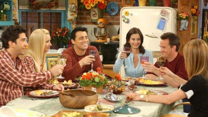"""Ribashkimi i """"Friends"""", publikohet trajleri dhe data e premierës"""