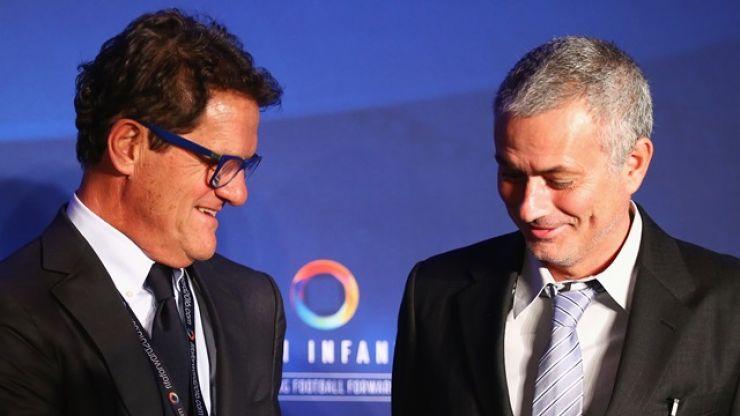 Capello komenton emërimin e Mourinhos: Nuk është i mjaftueshëm