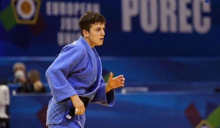 """Fazliu e bronztë në """"European Open"""" të Zagrebit"""