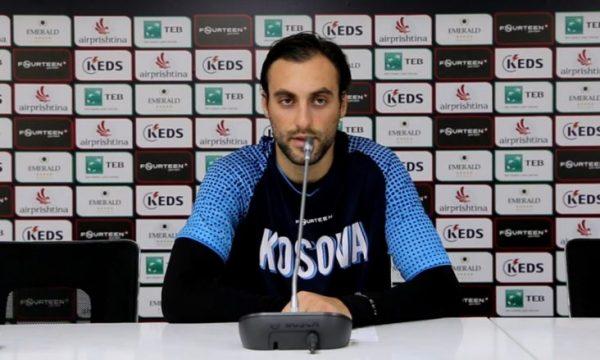 Atdhe Nuhiu tërhiqet nga Kombëtarja e Kosovës