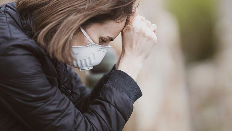 Pandemia me efekte në shëndetin mendor edhe te qytetarët e Kosovës
