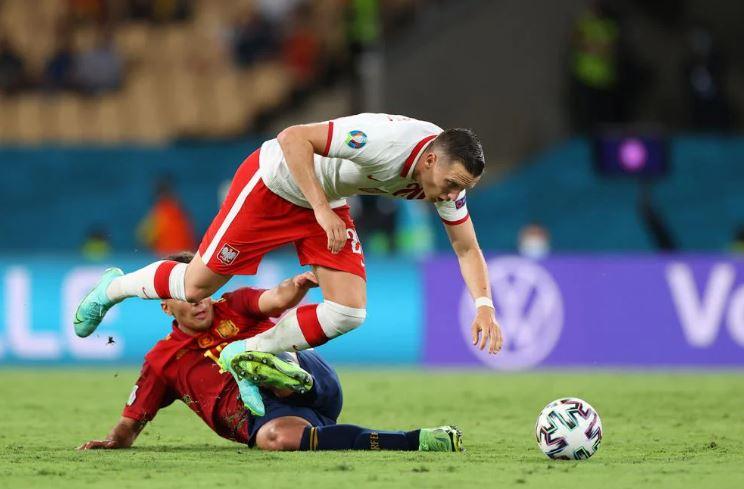 Spanja dhe Polonia ndajnë pikët
