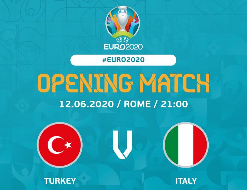 Ndeshja hapëse e EURO 2020: Italia hyn si e pamposhtur në 27 duelet e fundit, Turqia për nisje të mbarë