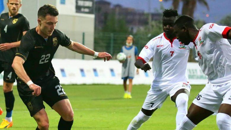Pjesa e parë, Kosova 0-0 Gambia: Djelmoshat tanë kishin raste të mira, por rrjetat heshtën