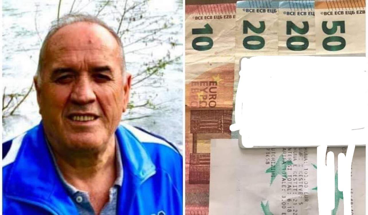 Qytetari gjen 100 euro para bankomatit, ia kthen pronarit