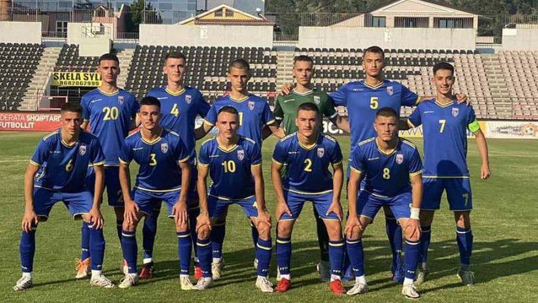 Kosova U19 mposht Shqipërinë U19, vendos goli i Leonard Shalës