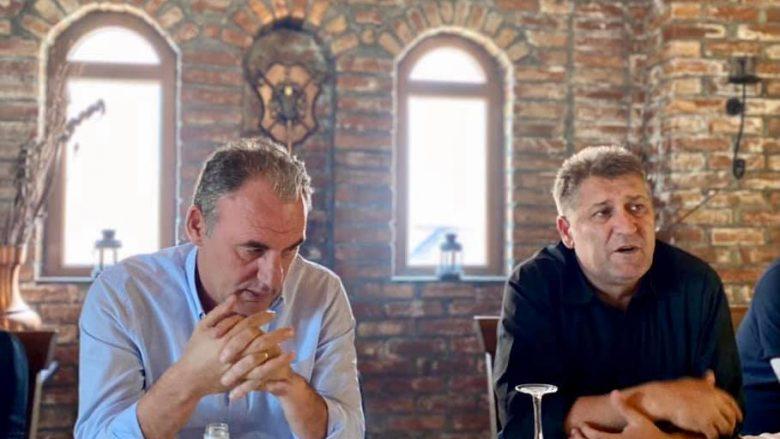 Zafir Berisha, kandidat i Nismës për kryetar të Prizrenit