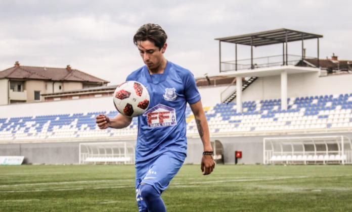 Meksikani i Llapit, Rivera: Falënderoj zotin për mundësinë që të luaj në Evropë