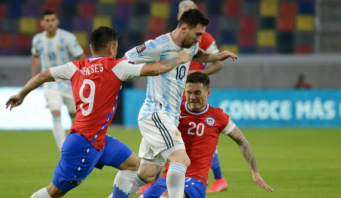 Argjentina – Kili, superpërballja që zhvillohet sonte në Kupën e Amerikës
