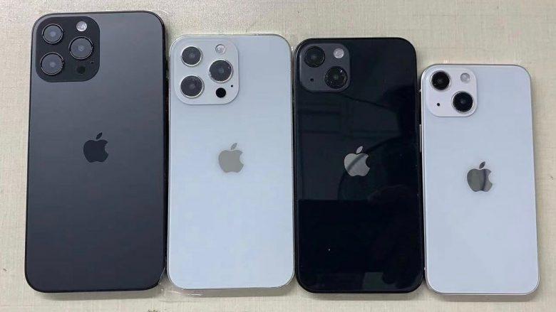 'Dalin' fotot e 'iPhone 13' – tregojnë ndryshime të modulit të kamerës dhe ndryshime të vogla në madhësi
