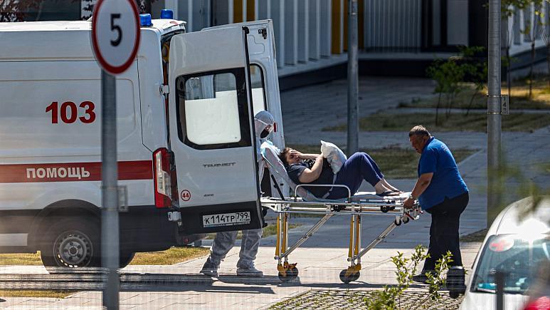 Rusia raporton rekord viktimash nga COVID-19 brenda një dite
