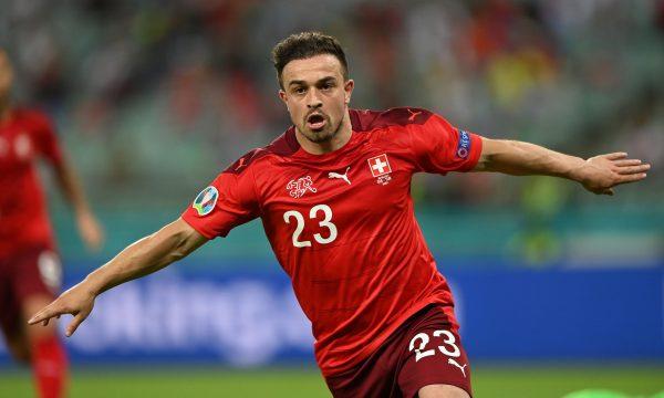 Euro 2020: Shaqiri e frymëzon Zvicrën ta mposhtë Turqinë, shpreson në kualifikim tutje nga vendi i tretë