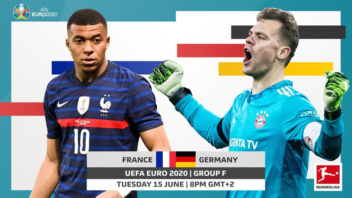 Sonte super ndeshja Francë – Gjermani