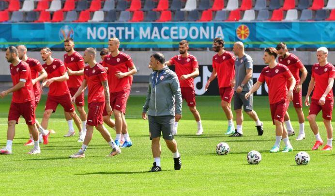Maqedonia e Veriut debuton sot në Kampionatin Evropian