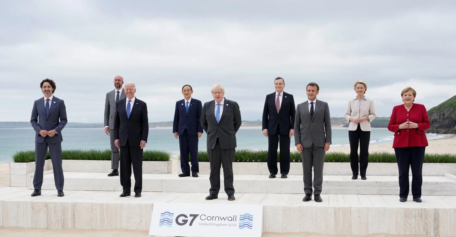 Kina dënon deklaratën e grupit G7