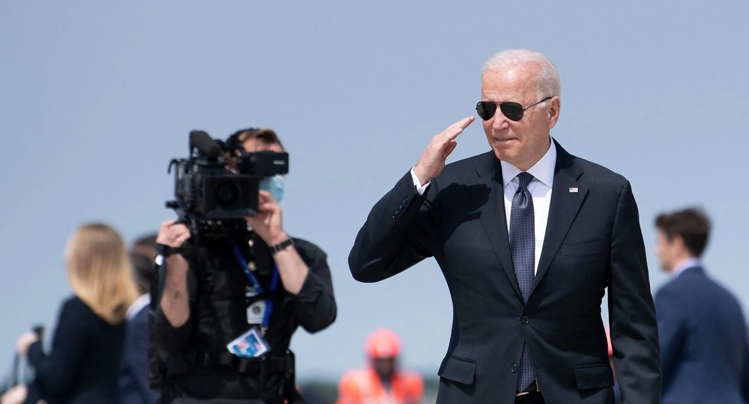 Biden arrin në Gjenevë për takim me Putinin