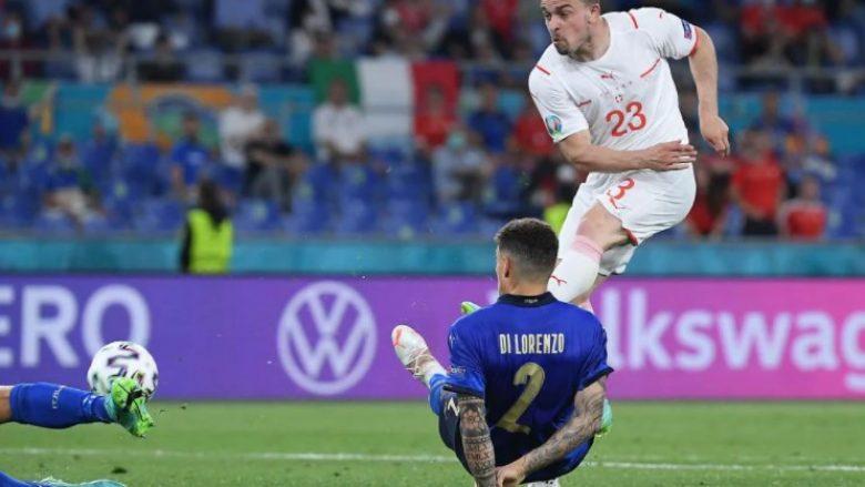 Shaqiri flet për ndeshjen ndaj Turqisë: Jemi në presion, duhet të fitojmë