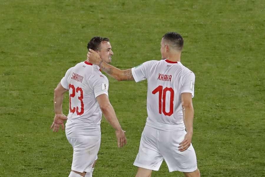 """""""Goal"""" përfshin Xhakën e Shaqirin si yjet e Zvicrës që duhet përcjellë në """"Euro 2020"""""""