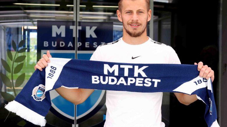 Zyrtare: Ylber Ramadani transferohet te MTK Budapest në Hungari