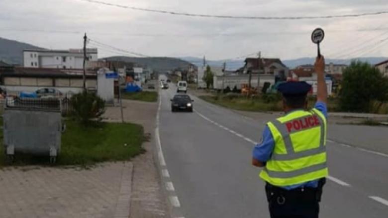 Policia vazhdon patrullimet me dronë në rrugët e Kosovës