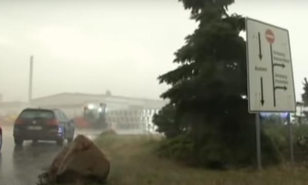 Vërshime të mëdha në Gjermani, një person humb jetën nga moti i ligë