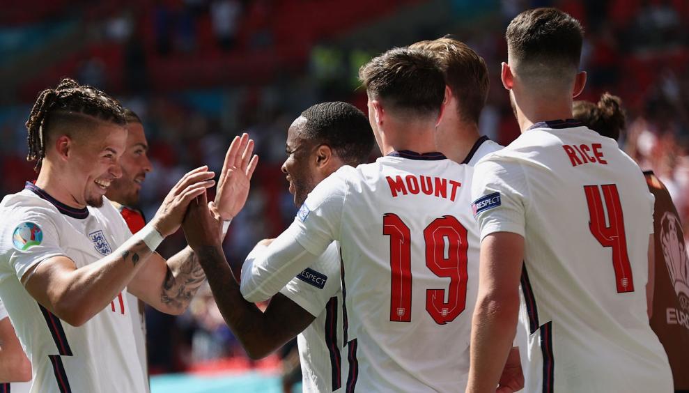 Anglezët triumfojnë në ndeshjen kundër Kroacisë