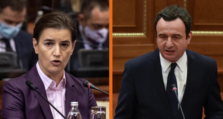 Kurti s'pranoi të firmoste deklaratën e përbashkët meqë nuk shkruhej ''Republika e Kosovës'', thotë mediumi serb