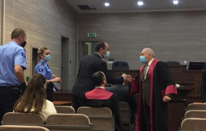 Gjykata hedh poshtë aktakuzën ndaj Liburn Aliut dhe të akuzuarve të tjerë