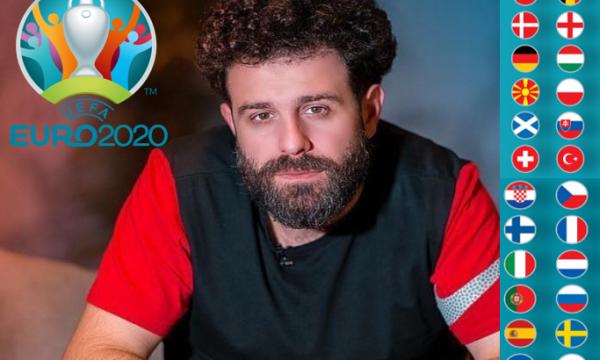 """MC Kresha tregon se për cilën kombëtare bën tifo në """"EURO 2020"""""""