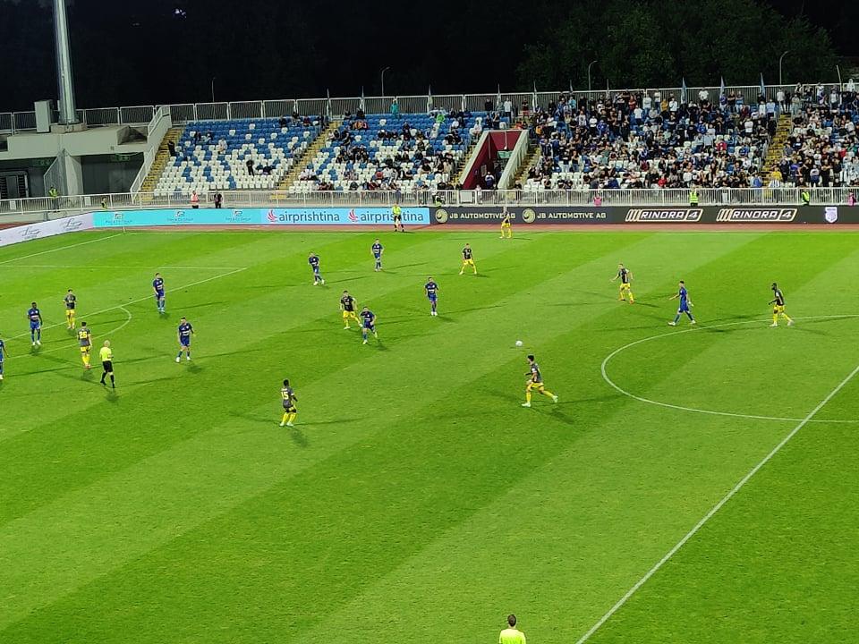 Drita me paraqitje fantastike barazon ndeshjen e parë ndaj Feyenoordit